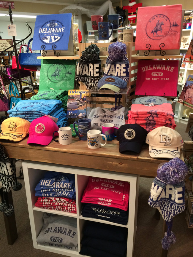 We are the Delaware Store