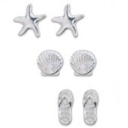 Coastal earring set