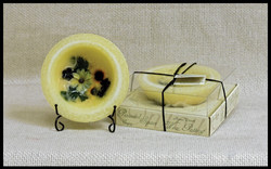 Sunflower-Lemon-Vanilla Personal Ves