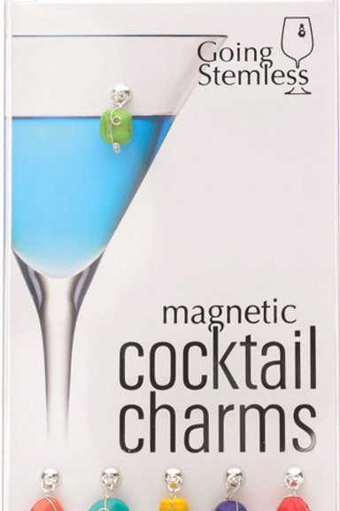 Magnetic Drink Markers