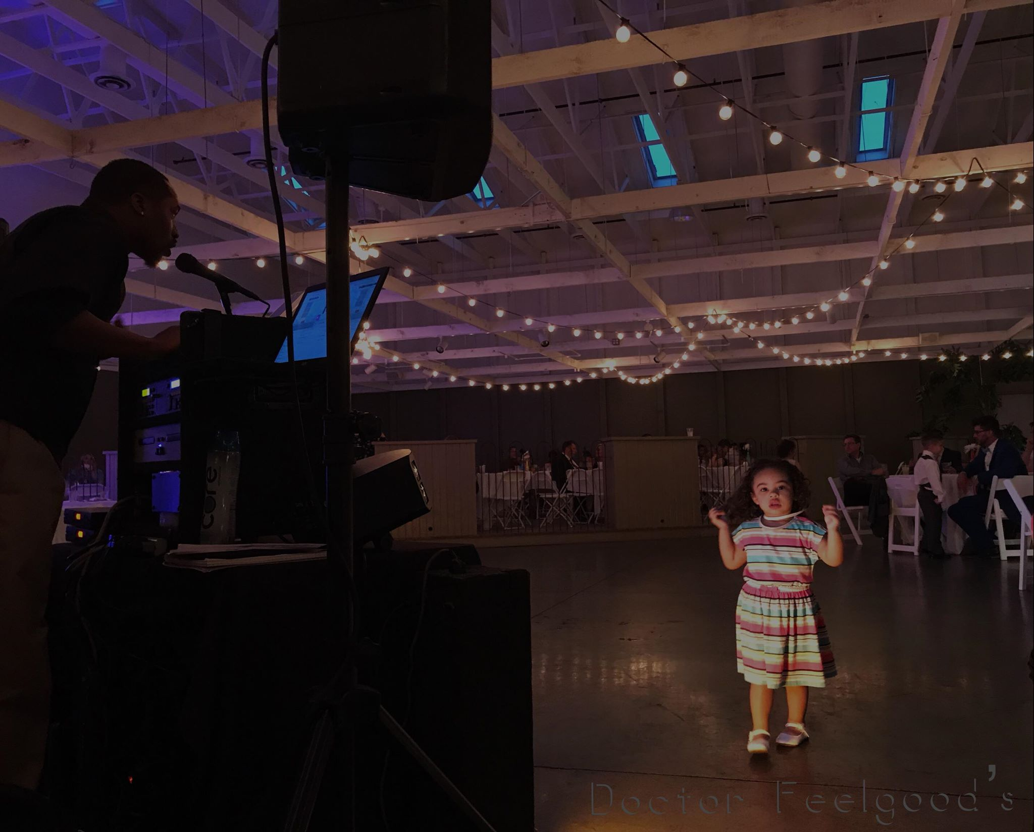 Never too young to dance