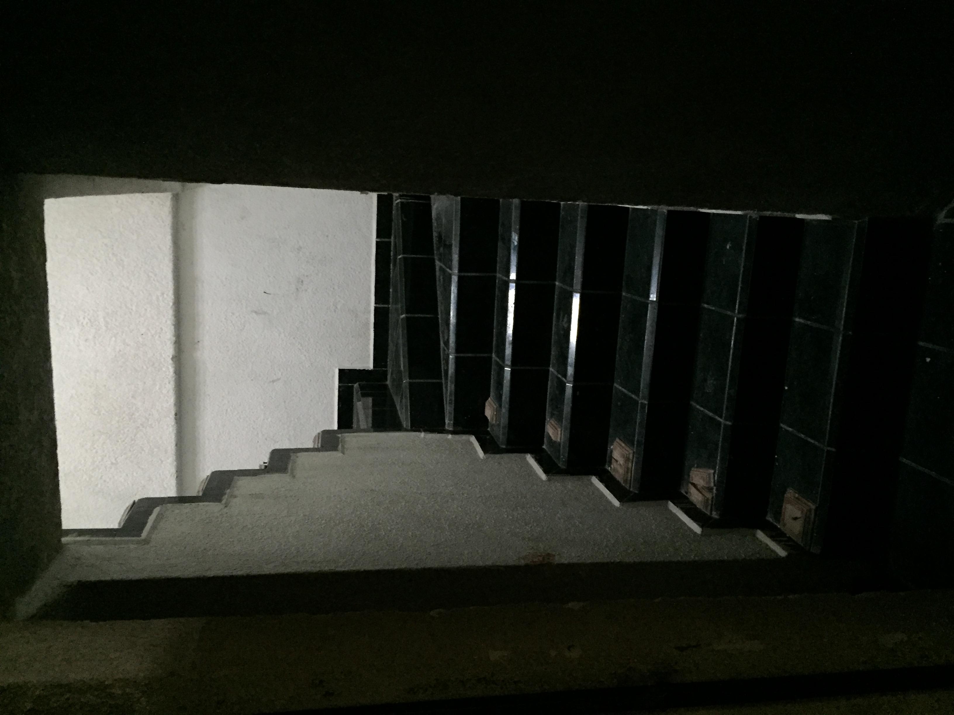 Cubo de escaleras