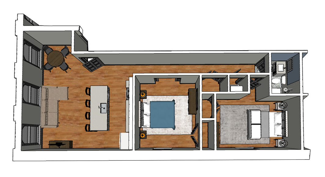2nd floor - 2 Bedroom.jpg