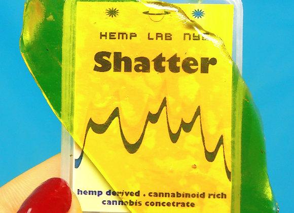 SHATTER 1/2 GRAM