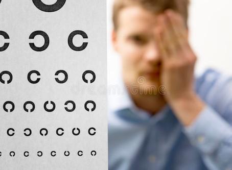 Esistono correlazioni fra difetti visivi e postura scorretta
