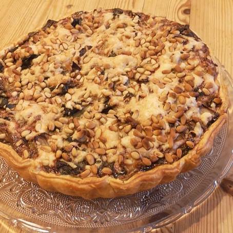 Belle tarte aux blettes