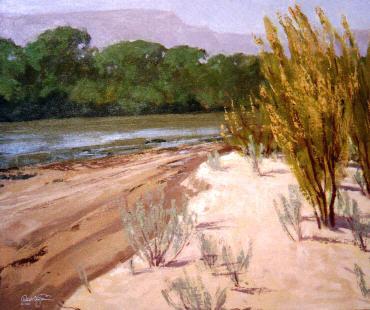 """Rio Grande Bosque"""