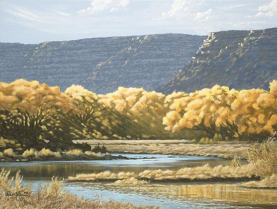 """""""San Juan River, NM"""""""