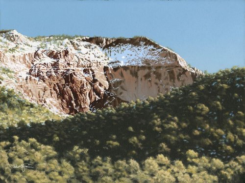 """Cat Mesa, Jemez Springs, NM"""