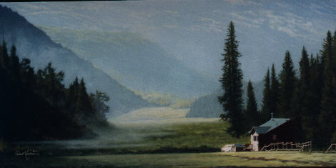 """""""Cabin in Platoro"""""""