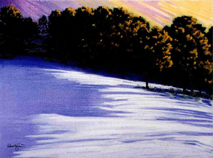 """Sunset at Nogal, NM"""