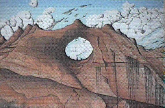"""""""Window Rock"""""""