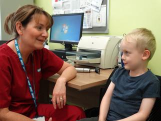 Growing the Children's Ambulatory Service