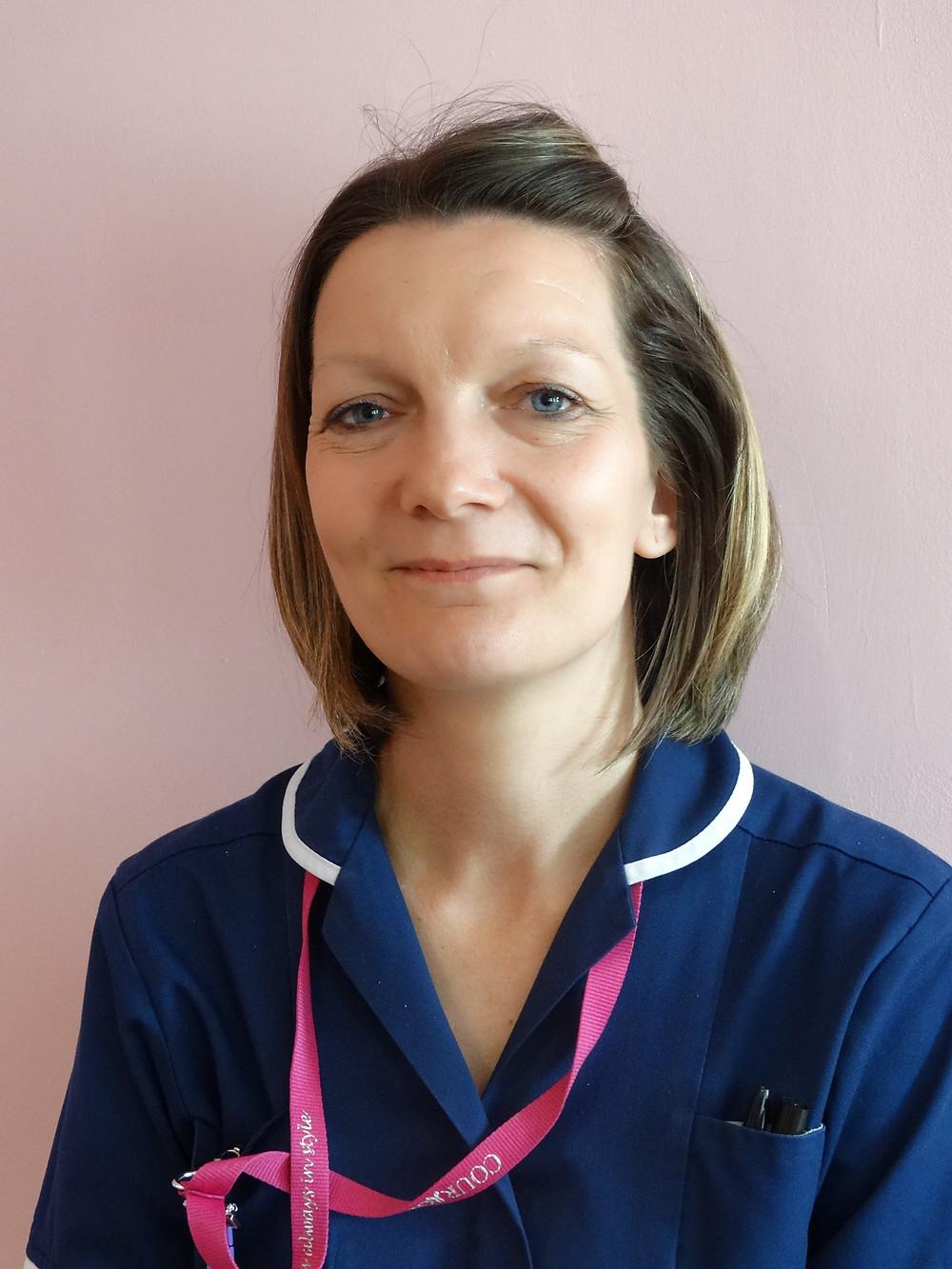 Jane MacArthur, Care Coordination Nurse