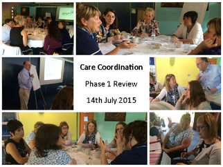 CARE COORDINATION RECEIVES HIGH PRAISE AT FIRST REVIEW