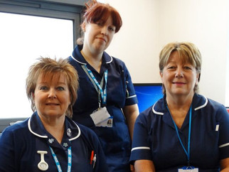 Care Co-Ordination Nurses Ready For Action