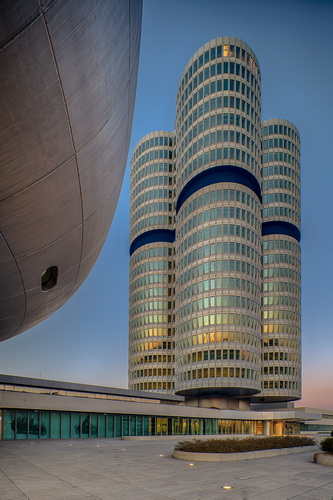 BMW Tower Munich
