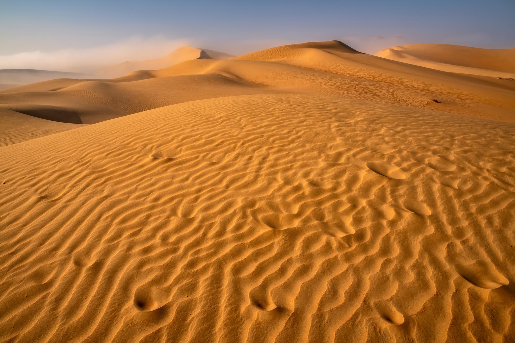Rub al Khali Desert
