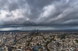 Rainy Paris