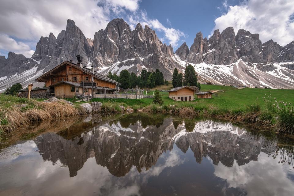 Geisleralm Südtirol