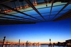 "Dockland Hamburg - ""Das Goldene Foto"