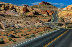 Valley of Fire - USA