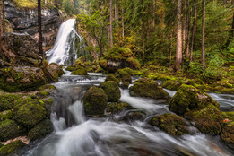 Wasserfall Salzburgerland