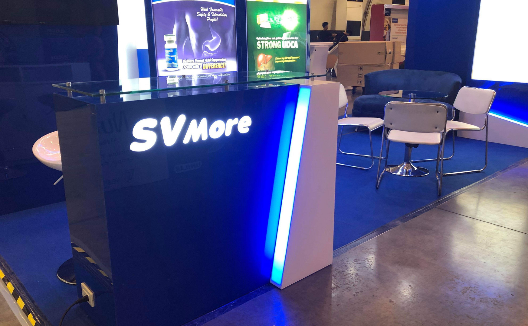 SV MORE GROUP OF COMPANIES (DAEWONG PHARMACEUTICALS)