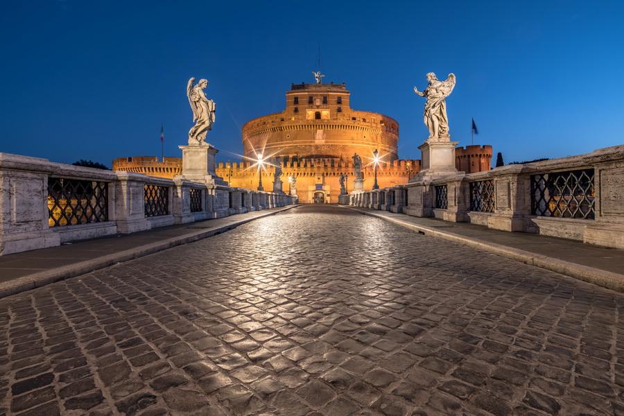 Castello San Angelo Roma