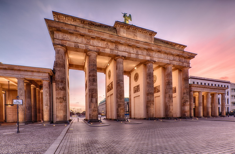 Brandenburg Gate Berlin - Germany