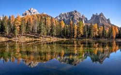 Lago Antorno - Dolomite Alps