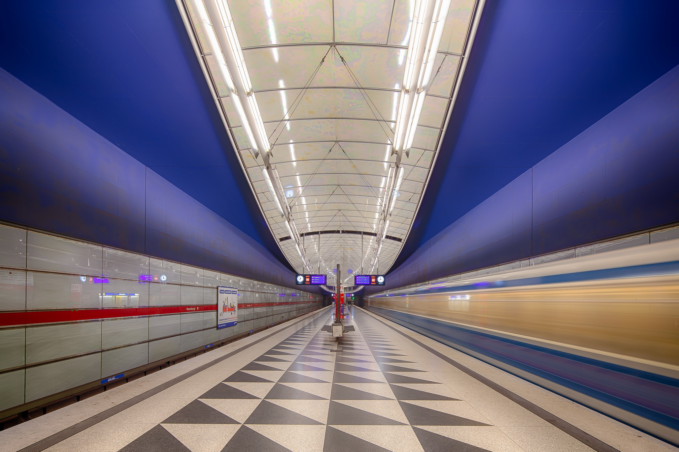Ubahnhof München