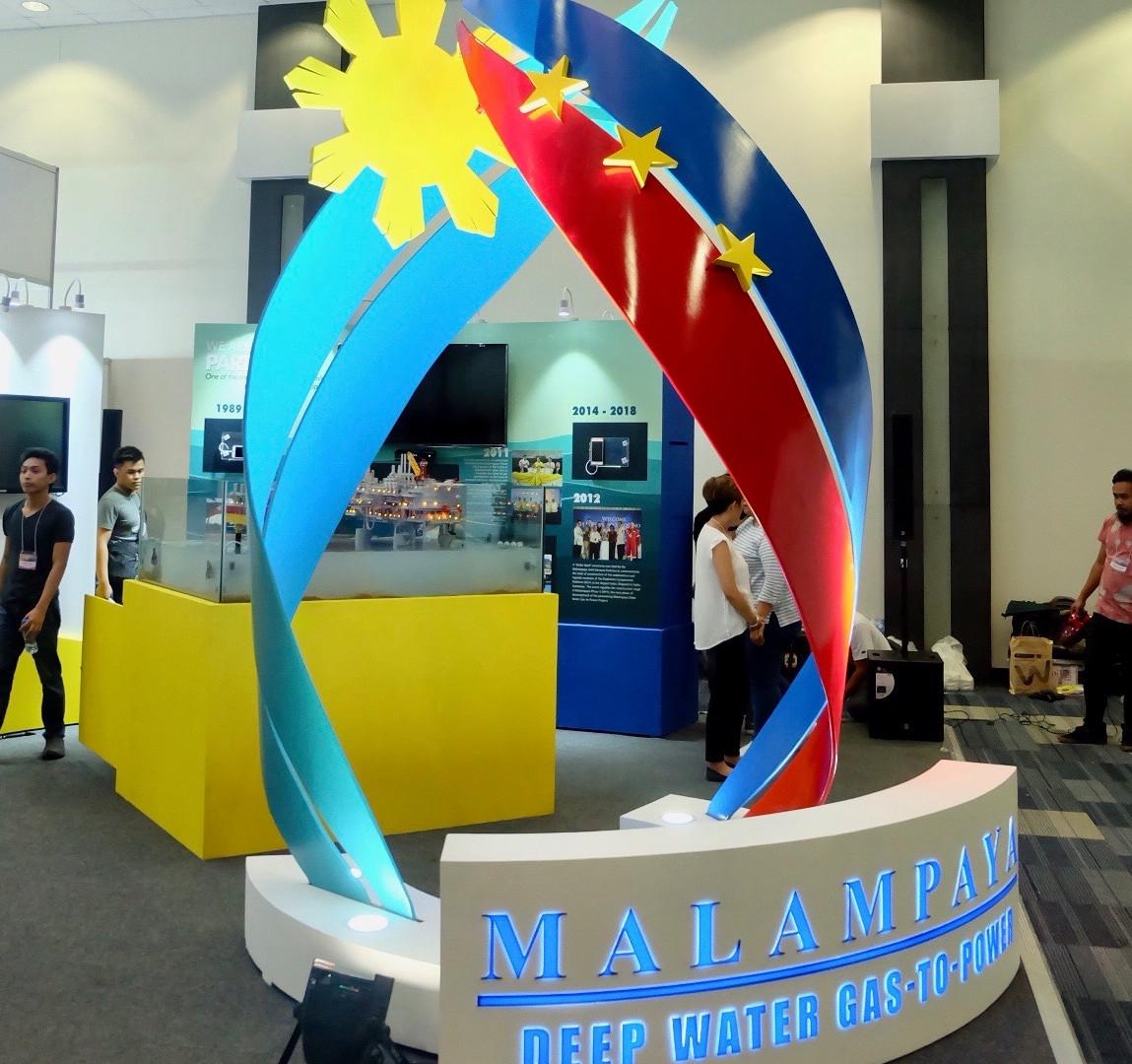 Shell Malampaya