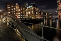 Warehouse District Hamburg - Germany
