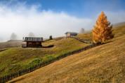 Herbst auf der Seiser Alm
