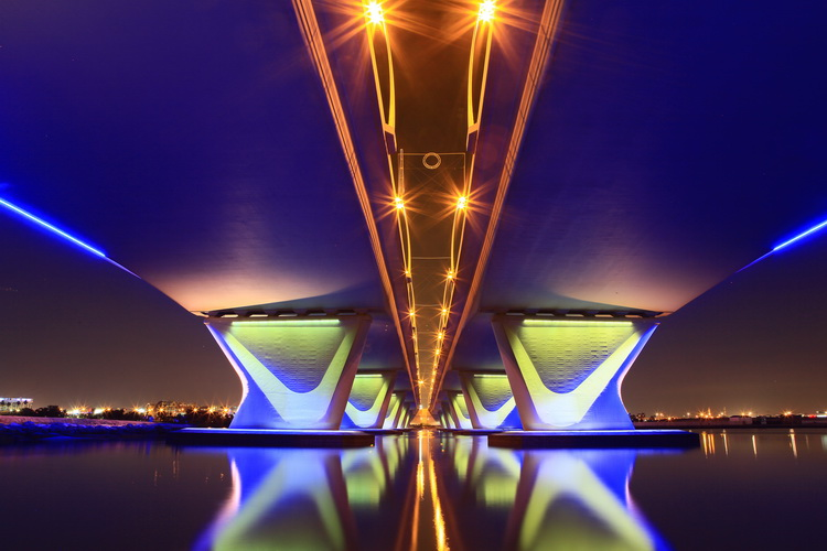 Bridges of Dubai