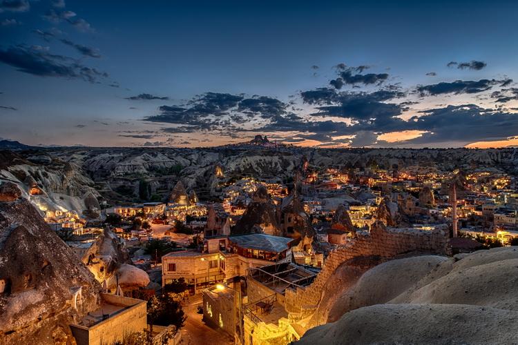 Goereme Cappadocia - Turkey