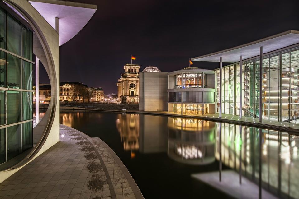 Regierungsviertel Berlin