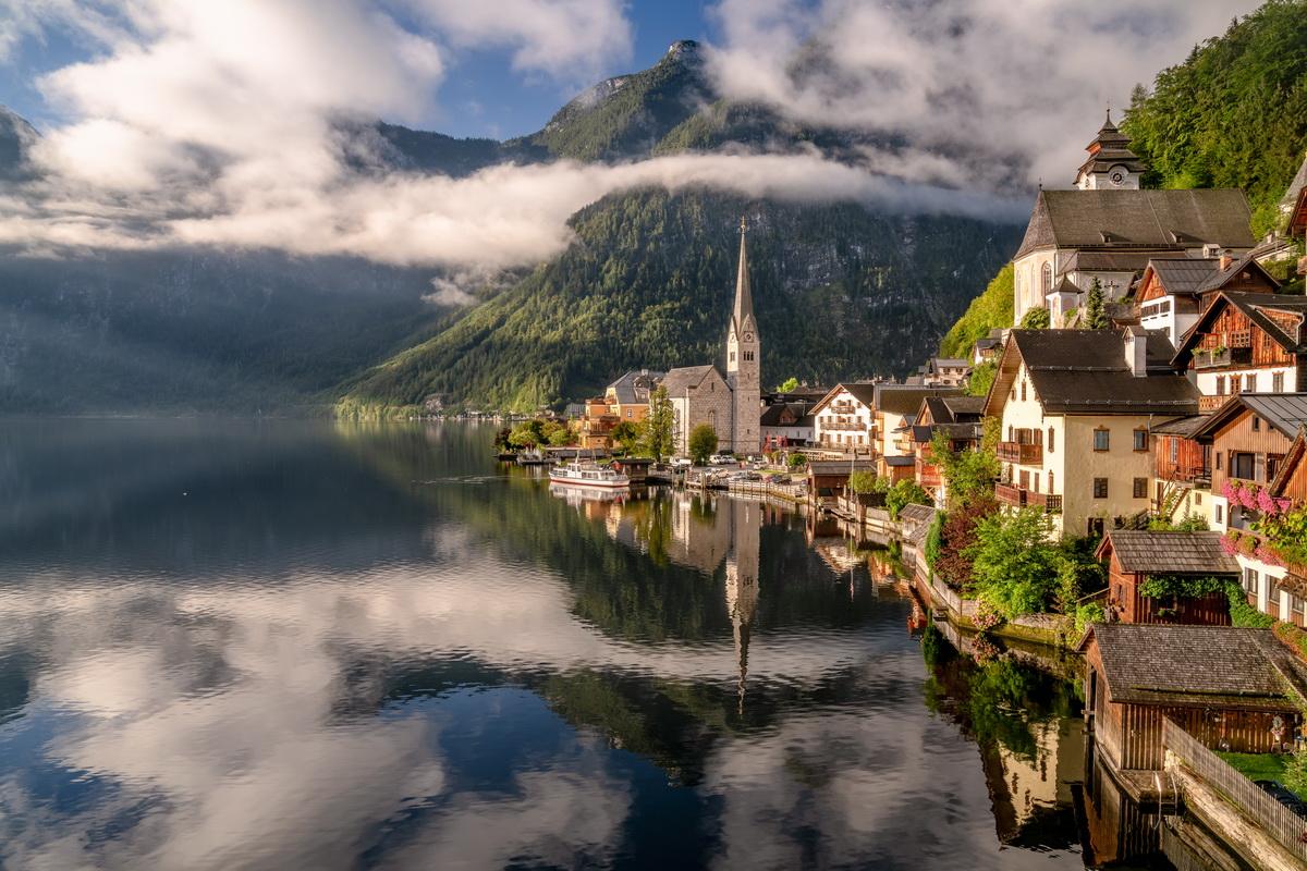 Hallstätter See - Österreich
