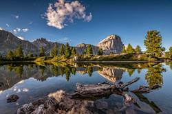 Lago di  Limides - Dolomiten