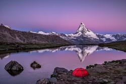 Swiss Sunrise
