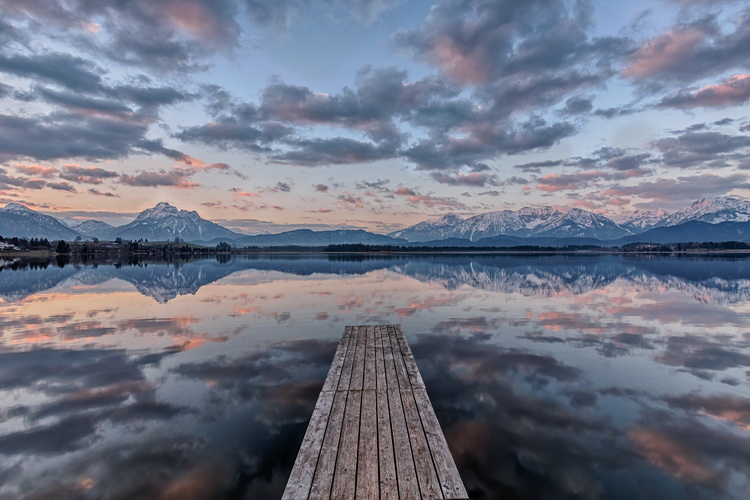 Lake Hopfensee
