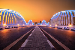 Meydan Bridge Dubai