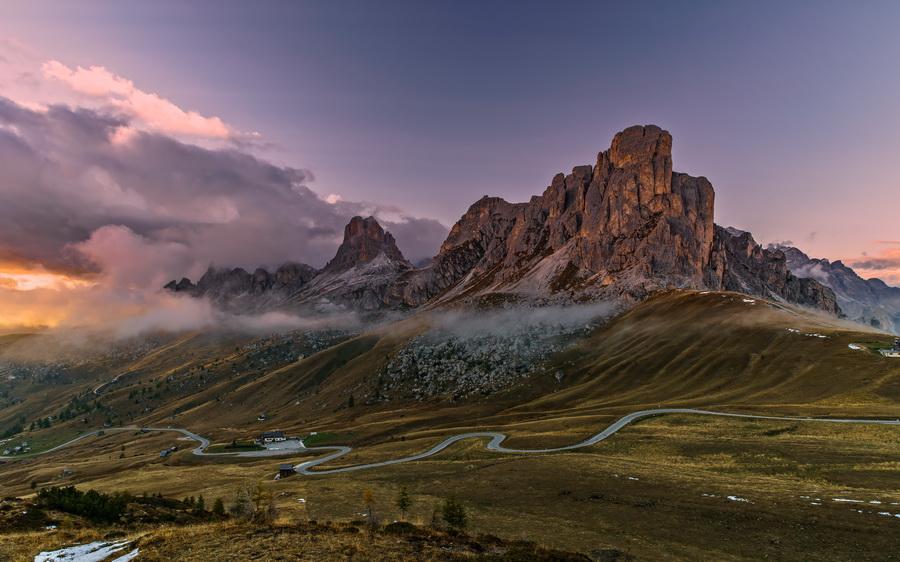 Passo di Giau - Italy