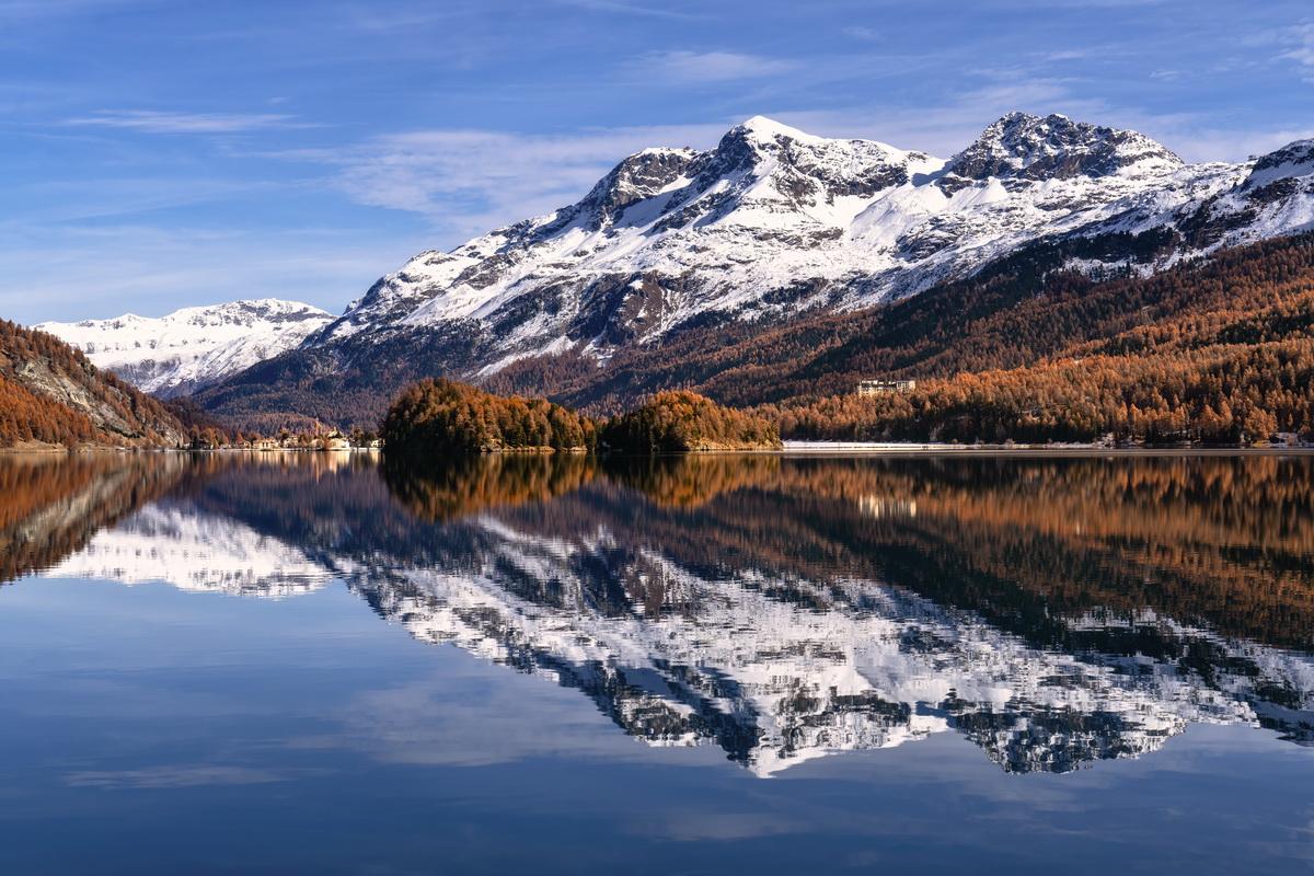 Silser See