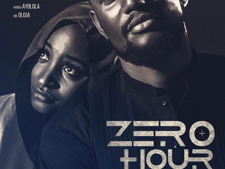 Excited that my new movie Zero hour is out now! A must see!