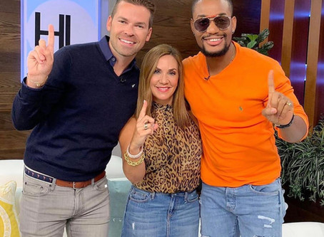 Houston! The breeze is here! Check out my interview on Houston Life TV