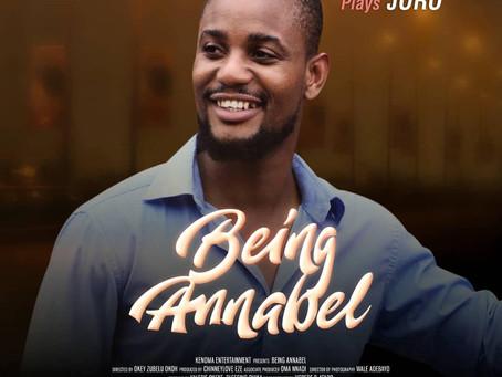 "Being myself is easy, watch me be ""Joro"" in my movie titled ""Being Annabel"""