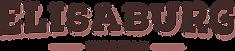 Elisaburg Logo Font.png
