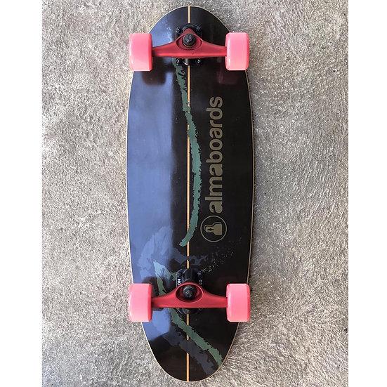 """Skate Simulador de Surf Alma boards 30"""""""